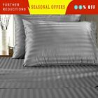 1800 Series 100% Egyptian Comfort Dobby Stripe Sheet Set Assorted Color and Size image