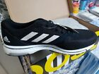 Adidas Adizero Adios 4 Running Shoes - Men's 12, Options: Black - White - Red