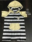 Pittsburgh Penguins Old Time Hockey Striped Infant/Baby Outfit (6-24 mo. sizes) $12.0 USD on eBay