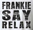 FRANKIE SAY RELAX T-Shirt Retro 80's Goes to Hollywood New Era Music Gildan Tee image