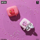 BTS BT21 Official Authentic Silicone Charging Airpods Case Baby Ver+ tracking#