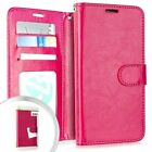 For Alcatel 3V 2019 / 5032W - Leather Credit Card Wallet Case Folio Diary Pouch