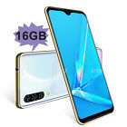 "Note 7 16gb 6.3"" Android 9.0 Unlocked Smartphone Cell Phone Dual Sim Phablet 5mp"