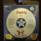 Your Childs Name in Songs Personalized Cd - LOTS OF NAMES TO CHOOSE FROM kid hip