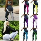 Womens Sports Yoga Leggings Gym Stretch Athletic Pants Fitness Slimming Trouser