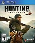 SONY PS4 HUNTING SIMULATOR For Sale