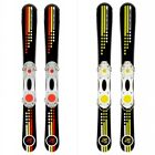 5th Element Ascension 99 cm Skiboards Ski Snow Blades Fixed Binding, 4 11.5 US