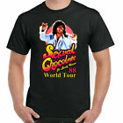 Rare SEXUAL CHOCOLATE T-SHIRT Mens Coming to America Randy Watson World Tour 88