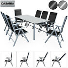 Garden Dining Table Chairs Set 8 Seater Outdoor Patio Conservatory Furniture New