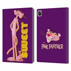 OFFICIAL THE PINK PANTHER PINKTITUDE LEATHER BOOK WALLET CASE FOR APPLE iPAD