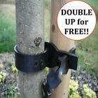 Thick Heavy Duty Soft Rubber Tree Ties Straps Protection Plant Stake Support