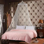Mosquito Net Bed Queen Size Mesh Bedding Lace Canopy Elegant Netting Princess US image
