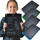 Creative Writing Drawing Tablet 8.5 Inch Notepad Digital LCD Graphic Board Handw