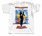 James Bond: Never Say Never Again V2, movie, T-Shirt (WHITE) All sizes S to 5XL $25.38 CAD on eBay