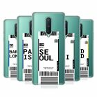 HEAD CASE DESIGNS LUGGAGE TAGS SOFT GEL CASE FOR AMAZON ASUS ONEPLUS