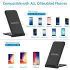 Rapid Wireless Charger Smartphone Stand Pad Holder Mount Universal Fast Charging