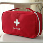 Portable Emergency Survival First Aid Kit Pack Travel Medical Sports Bag Case