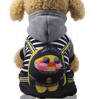 4Legs Pet Dog Clothes Cat Puppy Coat Winter Hoodies Warm Sweater Jacket Clothing