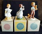 NEW in BOX AVON Figurines WISHFUL THOUGHTS ~ BEST FRIENDS ~ a MOTHERS LOVE NOS