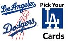 You Pick Your Cards - Los Angeles Dodgers Team - Baseball Card Selection on Ebay