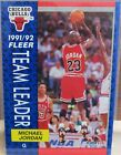 Michael Jordan Chicago Bulls Various Singles & Inserts - Choose Your Card