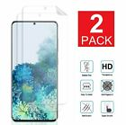 2-Pack For Samsung Galaxy S20 / S20 Plus Ultra Premium Screen Protector Film