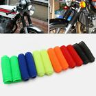 6 Colors Universal Front Fork Cover Protector Gaiters Gators Boots Shock Rubber $11.76 USD on eBay