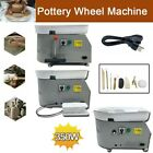 Electric Pottery Wheel Pottery Forming Machine Ceramic Clay Tool for DIY Art image