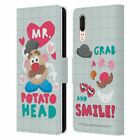 OFFICIAL MR. POTATO HEAD PAPERCUT POTATO LEATHER BOOK CASE FOR HUAWEI PHONES