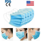 Outdoor Safety Face Shield Filter Mouth Cover 3-LYR Protection USA FAST DELIVERY
