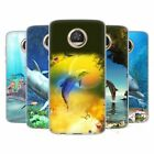 OFFICIAL SIMONE GATTERWE DOLPHINS SOFT GEL CASE FOR MOTOROLA PHONES