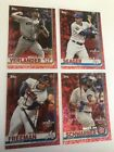 2019 Topps Opening Day Red Foil Parallel Target Exclusive You Pick 1-200Baseball Cards - 213