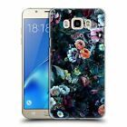 OFFICIAL RIZA PEKER NIGHT FLORAL HARD BACK CASE FOR SAMSUNG PHONES 3