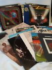 Kyпить Vinyl Rock Records 33 RPM lp Albums Aerosmith, Dylan Stones, Clapton Disco Etc на еВаy.соm