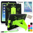 Rugged Protective Shockproof Hard Case Cover for iPad Air 1:A1474 A1475 A1476