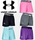 Under Armour Girls Youth Shorts Play Up 30 Running Work Out FREE SHIP 1351714
