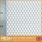 Mild Steel Hexagonal (4mm Hole x 4.5mm Pitch x 1mm Thick) Perforated Mesh Sheet