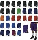 MEN'S NBA LOGO SHORT, LIGHTWEIGHT POLYESTER, WICKING, DRAWCORD WAISTBAND, S-2XL on eBay