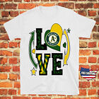 Oakland Athletics MLB Jersey Tee Men's T Shirt  S-3XL Fans Tee Free Shipping on Ebay