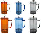 La Cafetiere Coloured Glass Fresh Coffee / Tea Press Maker - Various Colours