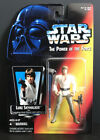 "Kenner Star Wars POTF 3.75"" Luke Yoda Stormtrooper Lando Han Solo Leia etc. MIP $13.49 USD on eBay"