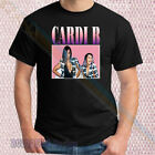 Inspired By Cardi B T-shirt Merch Tour Limited Vintage Rare Gildan 1r image