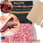 Hard Wax Beads Beans Rose Waxing Hair Removal Hot Film No Strip US SELLER $6.95 USD on eBay