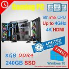 Intel Quad Core | 16gb | 2tb |gaming Computer Office Desktop Pc I3 I5 I7 Beatles