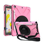 Heavy Duty Case Holder Stand Shoulder Strap Sling For Apple iPad 10.2 7th 8th