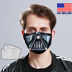Darth Vader - Star Wars Face Mask 3D Mask Fabric Washable Reusable USA Made $17.99 USD on eBay
