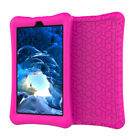 Children Kids Shockproof Case Cover For Amazon Fire 7 2019 7'' 2017 Tablet Stand