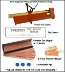 CUE TIPPING TOOL KIT. EVERYTHING REQUIRED FOR TIPPING YOUR CUE. UK STOCK £22.98 GBP on eBay