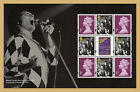 2020 MACHIN 1p M20L + MPIL and 1st Class Band Stamp from Queen Rock PSB DY35 2v