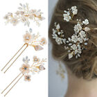 Hairpins Wedding Hair Accessories Flowers Hair Comb Bridal Hair Clips